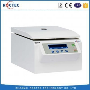 China Medical High Performance TGW16 Table Top High Speed Micro Centrifuge CE Certification on sale