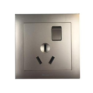 China Single and Double Gang USB Outlet Electric Wall Socket on sale