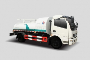 China New Customer Color Sewer Pump Truck Sewage Truck Vaccum Truck on sale