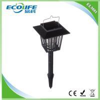 MosZapper solar mosquito killer lamp