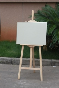 China Wooden Artist Easels Stand for DIY Oil Painting by Numbers on sale