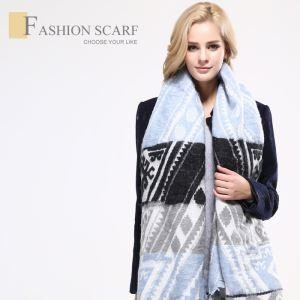 China Brand Scarf Women High Quality Cotton Shawls And Scarves Fashion Warm Winter Scarf Woman on sale