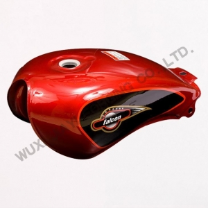 China Custom Honda Motorcycle Parts Motorcycle Auxiliary Fuel Tank for Sale on sale