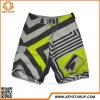 China Beachwear Company Mens Grey Breathable Cool Surf Swim Board Shorts for sale