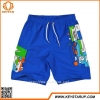 China Customized Wholesale Colored Kids Heat-Transfer Printing Boys Cute Board Swimming Shorts for sale