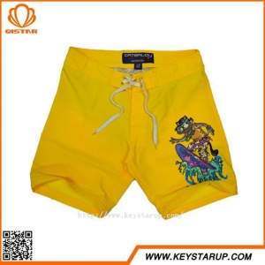 China China Child Nice Quality Eco-friendly Beach Shorts Boys Swimwear Suppliers on sale