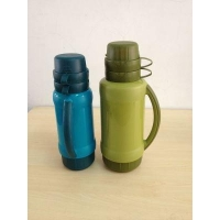 China Promotional Small Plastic Thermos Vacuum Flask Glass Refill Inner on sale