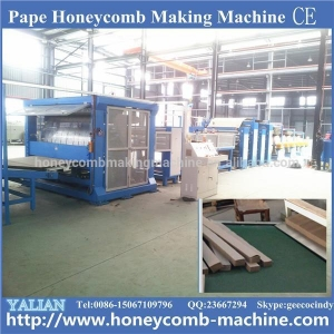 China Honeycomb Paper Board Production Line on sale