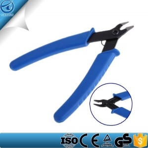 China Wire Pliers Cutter Diagonal Side Cutting Nippers Diagonal Flush Cutter Pliers Made In China on sale