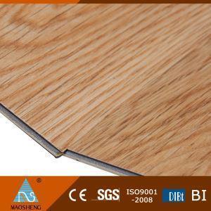 China Vinyl Floor Mothproof Fireproof Durable Wood Design Indoor Click Vinyl Easy Flooring on sale