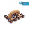 China Whole Body Care Wooden&Bamboo Massager for sale