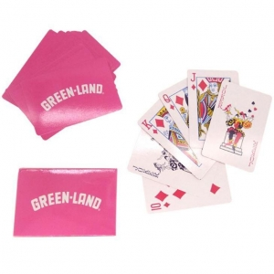 China Custom Playing Cards with Company Logo Printing on sale