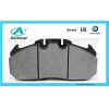 China China Wholesales High Performance Truck Brake Pads With Eac Certificate for sale