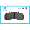 China China Brake System Parts Brake Pads For Truck Volvo With Emark for sale