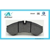 China China High Performance Auto Parts Car Disc Brake Pads for sale