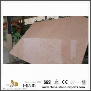 China Egypt Zafarana Rose Marble For Kitchen Flooring And Bathroom Wall Tile on sale