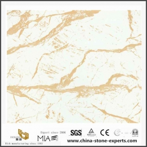 China Colorado Golden Vein Marble for Table Tile and Work Countertop from Marble Quarry on sale