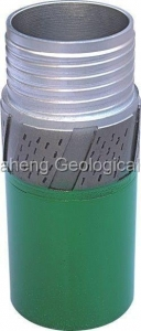 China Surface Diamond Drilling Tools Reaming Shells for Geological Exploration on sale