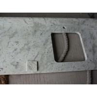 Imported White Granite,Bianco Romano Counter Top, Bathroom Vanity Tops,