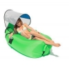 China Inflatable Air Sack Bed Air Camping Bed Air Camping Couch Air Hammock For Travel for sale