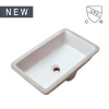China Contemporary Porcelain Rectangular Undermount Bathroom Basin Sink White Art sinks Basins, SS-N1911 for sale