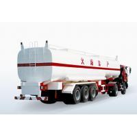 Tri-axle Fuel Tank Fu