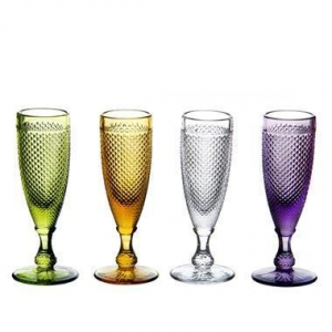 China Colorful Clear Machine Made Hand Made Wine Glass Cups on sale