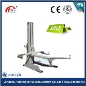 China china 2.5t Hydraulic Single Post Car Lift Machine on sale