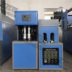 China Plastic Bottle Maker Video Blowing PET Plastic Mineral Water Bottle Making Machine on sale