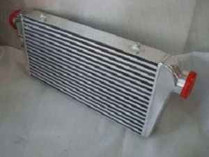 Quality High Efficiency Cooling Aluminum Intercooler for sale