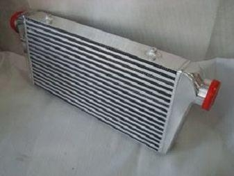 China High Efficiency Cooling Aluminum Intercooler