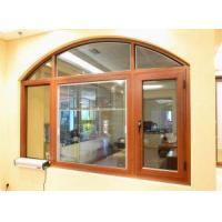 Customizd Aluminium Fixed Decorative Special Classical Style Window And Door