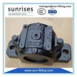 SNL211 Pillow Block Bearing Housing 55x255x129mm