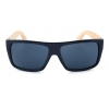 China Bamboo temple sunglasses Cheap factory price fashion light weight PC shades for sale