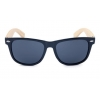 China 2017 Bamboo sunglasses new style hand polished natural sustainable glasses polarized for sale