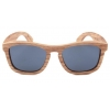 China Best wooden sunglasses Stylish women wear REVO reflective cycling shades polarized for sale