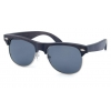 China Wood SunglassesSustainable Semi-frame Polarized with Factory Prices for sale
