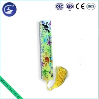 China 3D Bookmark With Ruler lenticular ruler bookmark on sale