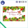 China Wholesale Printable 3D PP Christmas Greeting Card for sale