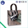 China Non-toxic 3D PP Lenticular Gift Bag for sale