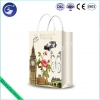 China 3D Effect PP PET Leticular Non-toxic Gift Bag For Valentine's Day for sale