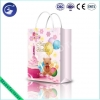 China Happy Birthday 3D PP Lenticualr Shopping Bag for sale