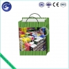 China Non-toxic 3D Drinks Gift Packing Wrapping Bag for sale