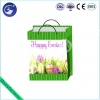 China PP Lenticular 3D Gift Packing Wrapping Bag For Easter for sale