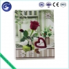 China Popular Fashional Eco-friendly 3D PP Lenticular Gift Wrapping Bag for sale