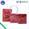 China 2017 New Style Eco-friendy 3D PP Lenticuar Cosmetic Gift Wrapping Bag for sale