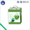 China Non-toxic 3D PP Lenticular Tea Packing Gift Wrapping Bag for sale
