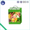 China 3D PP Lenticular Food Gift packing wrapping Bag for sale