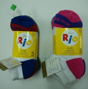 China cotton socks for kids Kids Low Cut School Socks on sale