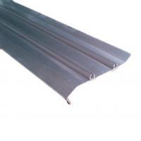 Ventiliation Waterproof Aluminum Alloy Blinds Window Shades Profile